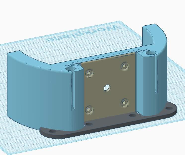 Motor Leg Mod image2