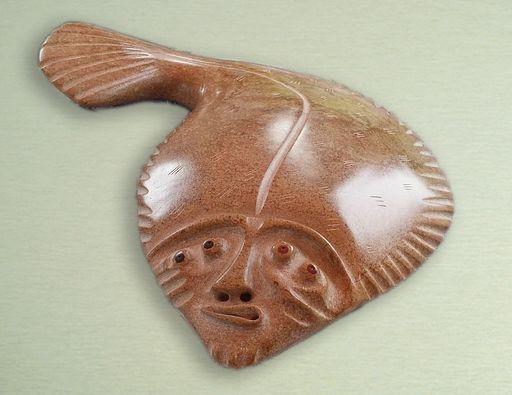 bottom fish man