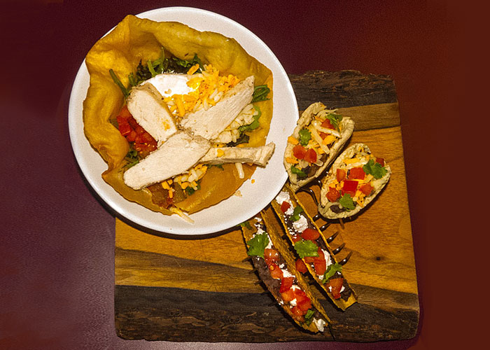 food photography, Mexican food