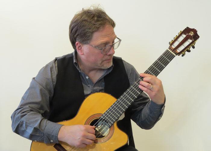 Michael Freedman acoustic guitar Toronto