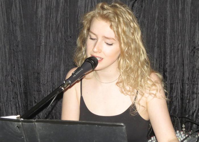Paige Warner, Kitchener, singer-songwriter