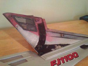 FJ1100 side panels